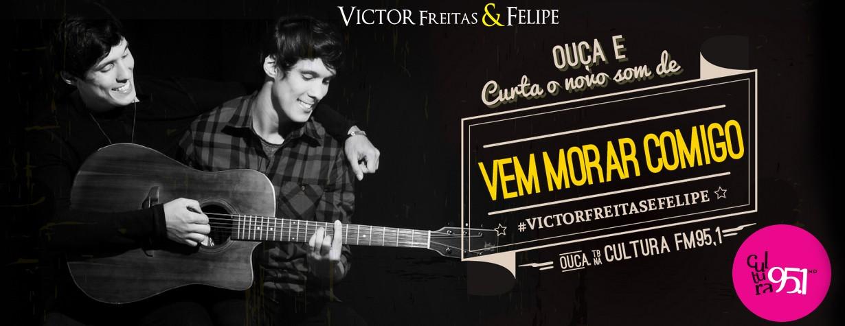 Victor Freitas e Felipe